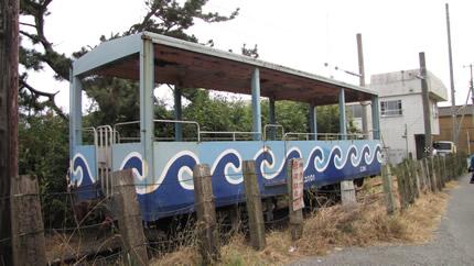 銚子電鉄納涼客車ユ101