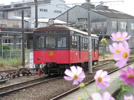 銚子電鉄701型
