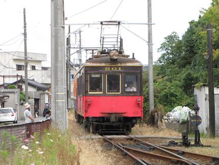 銚子電鉄801型
