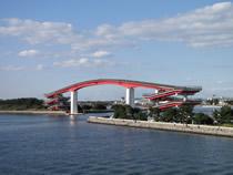 木更津港の橋
