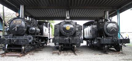 小湊鉄道SL