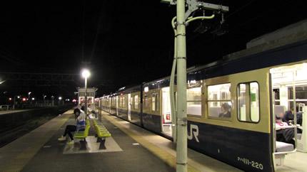 JR成東駅