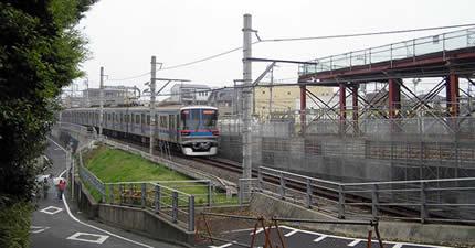 東急大岡山