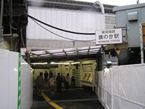 東急旗の台駅