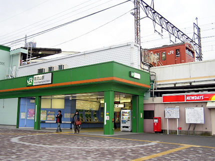 JR武蔵野線・南流山駅