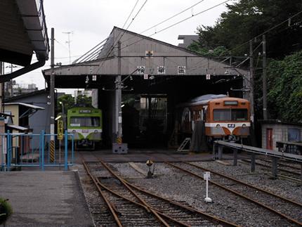 流山電鉄・流山駅