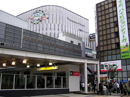 つくばエキスプレス秋葉原駅入口