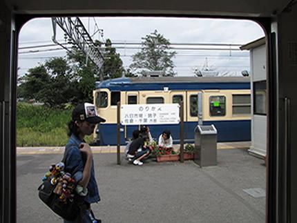 総武線成東駅